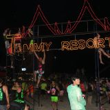 Graham Gold at Tommy Resort for June's Full Moon party.