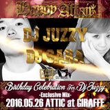 "Birthday Bash Mixtape ""2016.05.26 ATTIC at GIRAFFE"""