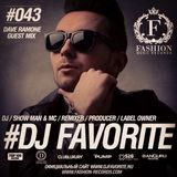 DJ Favorite - Fashion Music Radio Show 043 (Dave Ramone Guest Mix)