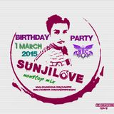 BIRTHDAY PARTY 2015 AT.REC CLUB - SUNJILOVE DJ