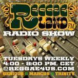 Reggaeland FM radio show @ reggae4us.com (08-Apr-2014)