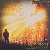 Andrew Wonderfull - Dynamic Uplift 027 episode