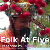 Folk At Five, Wednesday 13 November 2019