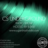 B.Jinx - Live on Sugar Shack (CS Underground 3 Sep 17)