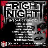 Frightnight Radio Darkside Jungle 17th Feb 16 - Dave Faze