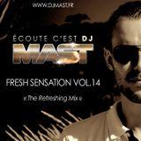 FRESH SENSATION 14 by DJ MAST (2018)