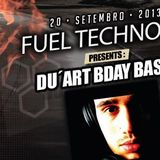 Hard3L@ Promo to FuelTechno Du'ArT B_day Bash 20.09.13 - Short Techno Preview
