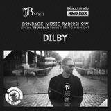 Bondage Music Radio #83 mixed by Dilby
