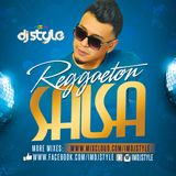 REGGAETON VS SALSA MIX