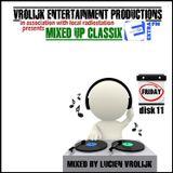 Mixed Up Classix No. 76 - Aretha Franklin Tribute (mixed by Luciën Vrolijk) / 2018-09-07