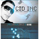Cid Inc @ B018, Beirut 10.08.2012 Part 1
