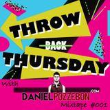 Throw back Thursday mix