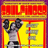 Sweet Daddy Soul - Soulfinger Dance Party - Otto's Shrunken Head, NYC, March 9, 2019