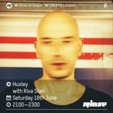 Rinse FM Show w/ Riva Starr 18th June 2016