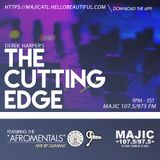 "The Afromentals Mix #92 by DJJAMAD Sundays during Derek Harper's The ""Cutting Edge"" on MAJIC 107.5FM"