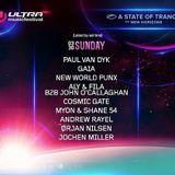 Armin van Buuren (Warm-up Set) - A State of Trance 650 Miami (UMF) - 30.03.2014