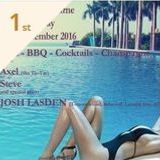 Pool Party Ghent Belgium (10/09/2016) Josh Lasden