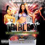 TRIPLE X - WILDCAT SOUND & CASHFLOW RINSE (DANCEHALL MIX 2013)