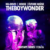 NU-DISCO|HOUSE|FUTURE HOUSE MIXTAPE 11-26-2016