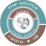 Sinawi & Gello Geens - The Source Radio 12/8/2015