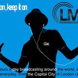 Dave Stewart 6/9/2017 'BETWEEN THE SHEETS RADIO SESSIONS' LMR RADIO UK .. www.londonmusicradio.com
