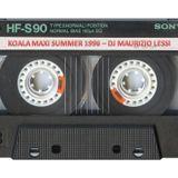 "KOALA MAXI DISCO - ORIGINAL TAPE SUMMER 1996 - DJ MAURIZIO LESSI ""VINYL MODE ON"""