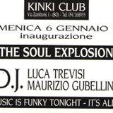 Luca Trevisi - LTD Jay n.51, Kinki febbbraio 1990