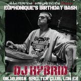 Raise It Up DJ Hybrid