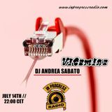VITAMINA Dj Andrea Sabato on IN PROGRESS RADIO (Amsterdam) 14.07.19