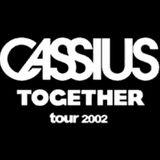 Together & Cassius @ Radio FG (Club FG) (15-10-2002)