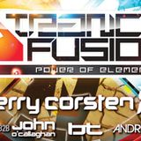 Sean Tyas – live @ Trancefusion (Prague) - 19.04.2014