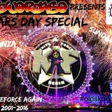 The Lowercase Presents A Kniteforce Again New Years Day Special on Lazer Fm