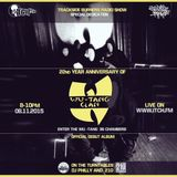 @wutangclan #SPECIAL | @TRACKSIDEBURNER @210presents @itchfm show #108