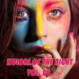 Maxim Kuznyecov - KOLORS OF THE NIGHT Vol.09. (2015-November)