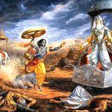 Wejangan Sri Krishna Kepada Kakek Bhisma Yang Agung