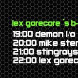 |23/05/2014| Lex Gorecore @ T030 Techno Podcast (Lex Gorecore's B-Day Bash)