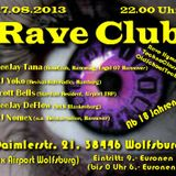 DJ TraxXx Live @ Rave Club 17.08.2013 Remake