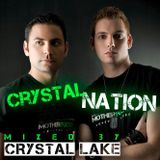 Crystal Nation 24 - Mixed By Crystal Lake