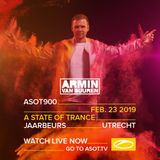 Armin van Buuren - Live @ Who's Afraid Of 138?! A State Of Trance 900, #ASOT900 Festival