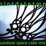 Sundaze Space Cake Mix 2010