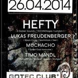 TIMO MANDL // @ GOTEC KARLSRUHE /w HEFTY,LUKAS FREUDENBERGER,MUCHACHO