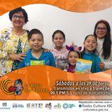 07 de marzo 2020 La Hora del Recreo Invitada Maestra Elizabeth Acosta