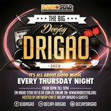 THE BIG DEEJAY DRIGAO SHOW on Radio Stad 107.8 - #12 ( Urban & Hiphop session Pat 2 )