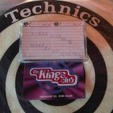 THE KINGS CLUB AALST NINETIES RETRO VINYL ONLY DJ MIX BY DJ JEAN-PAUL