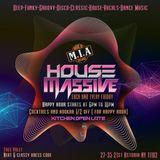 """DJ Freedom's """"House Massive: Soulful House Experience 2018"""" (MixToGoRadio.com)"""