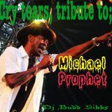 Cry tears, Michael Prophet tribute 2018.