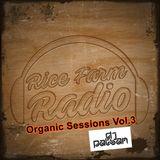 Organic Sessions Vol. 3 - DJ Patsan - Bangkok / Australia