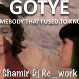 Gotye ft. Kimbra-Somebody that i used to know (Shamir Re_work)