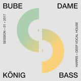 Bube Dame König BASS - No. 01 / 2017 (Harris)