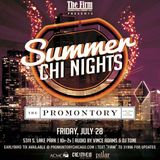 A Night of House at The Promontory